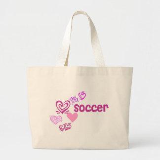 Futebol do amor bolsas