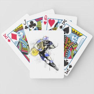 futebol do chifre jogos de cartas