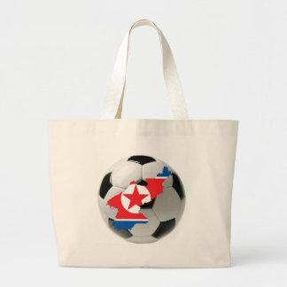 Futebol do futebol da Coreia do Norte Bolsa