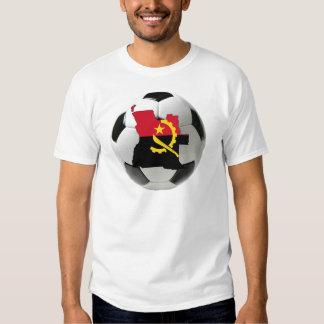 Futebol do futebol de Angola Tshirt