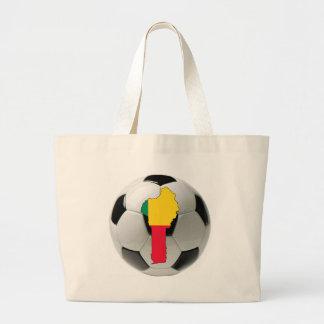 Futebol do futebol de Benin Bolsa Para Compra