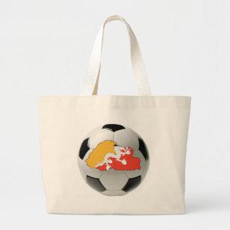 Futebol do futebol de Bhutan Bolsas