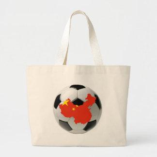 Futebol do futebol de China Bolsas