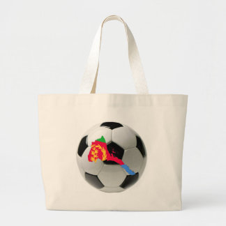 Futebol do futebol de Eritrea Bolsa De Lona