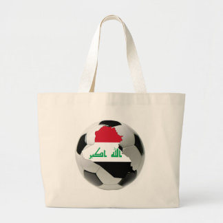 Futebol do futebol de Iraque Bolsas