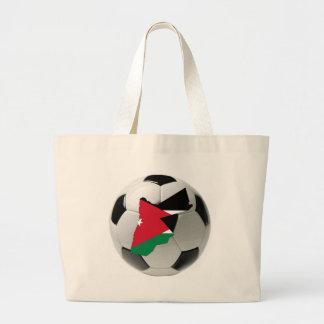 Futebol do futebol de Jordão Bolsas De Lona