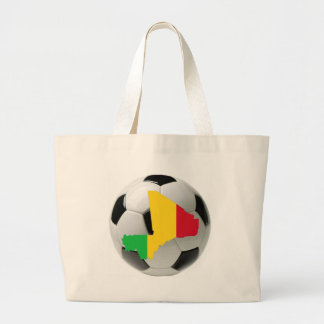 Futebol do futebol de Mali Bolsa De Lona