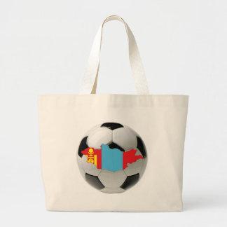 Futebol do futebol de Mongolia Bolsa