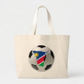 Futebol do futebol de Namíbia Bolsa Para Compras