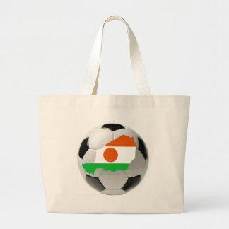 Futebol do futebol de Niger Bolsas