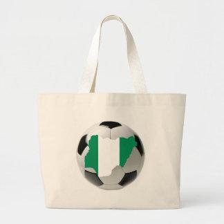 Futebol do futebol de Nigéria Bolsa De Lona