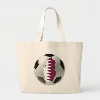 Futebol do futebol de Qatar Bolsas