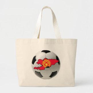 Futebol do futebol de Quirguistão Bolsas