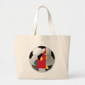 Futebol do futebol de República dos Camarões Bolsa