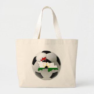 Futebol do futebol de Tajikistan Bolsa De Lona