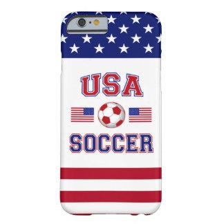 Futebol dos EUA Capa Barely There Para iPhone 6