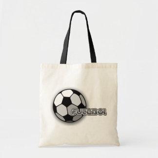 Futebol é futebol e o futebol é vida bolsa para compras