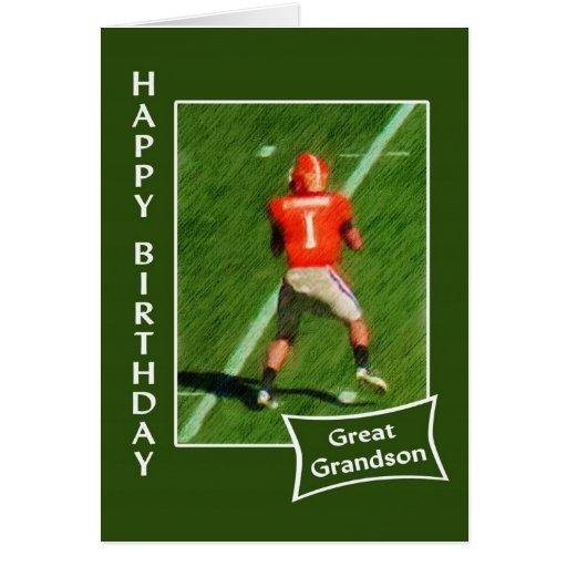 Futebol - excelente do feliz aniversario - neto cartões