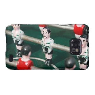 Futebol/futebol da mesa capinha samsung galaxy SII
