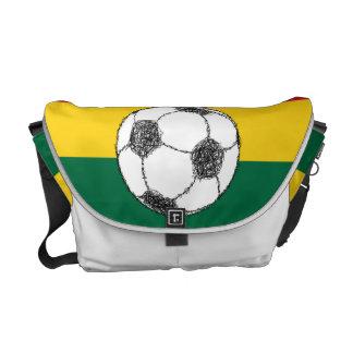 Futebol, Ghana Bolsas Mensageiro