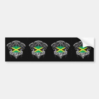 Futebol Jamaica Adesivo Para Carro