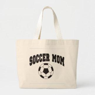 Futebol-mamã Bolsa Para Compras