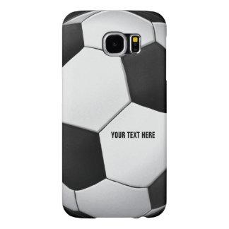Futebol | Personalizable Capas Samsung Galaxy S6