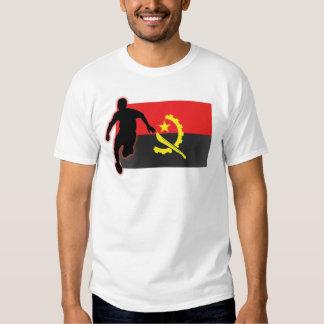 Futebol run4 de Angola Tshirts