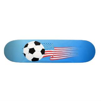 Futebol Shape De Skate 21,6cm