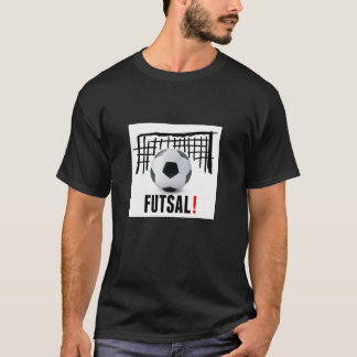 Futsal bate o t-shirt camiseta