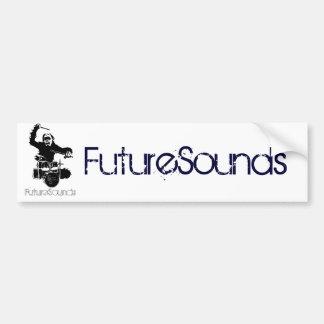 FutureSounds Adesivo Para Carro