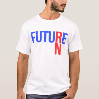 FUTURO RN (branco) Camiseta