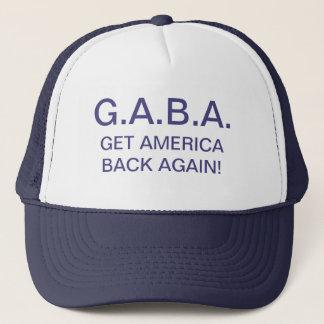 G.A.B.A. O boné do camionista