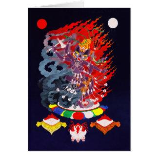 GA-phong Dongma [cartão] Cartão Comemorativo