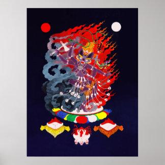 GA-phong Dongma [poster] Pôster