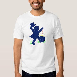 Gabarito de Leprecan Camisetas