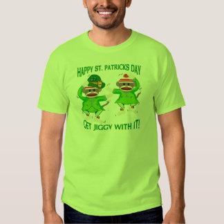 Gabarito do macaco da peúga camisetas