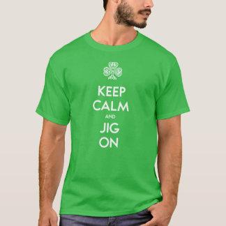 Gabarito sobre! camiseta