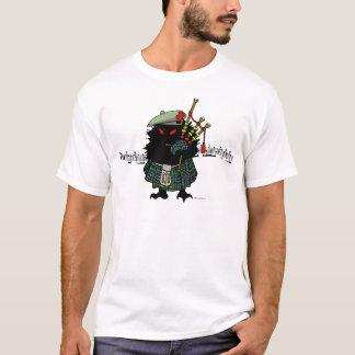 Gaiteiro do ouriço das montanhas camiseta