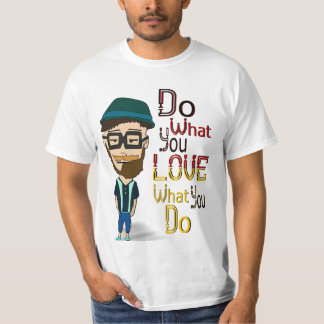 Gajo do hipster camiseta