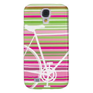 Galáxia cor-de-rosa e abstrata de Samsung da bicic Galaxy S4 Cases