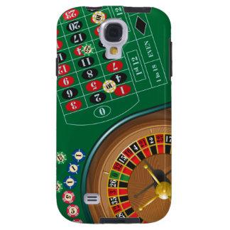 Galáxia de jogo S4 C de Samsung da mesa do casino Capa Para Galaxy S4
