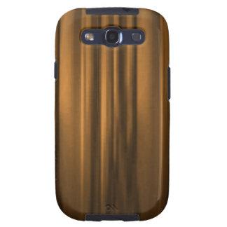 Galáxia de madeira rústica S3 de Samsung do Capas Personalizadas Samsung Galaxy S3