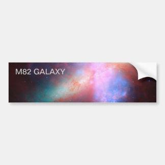 Galáxia M82 Adesivo Para Carro