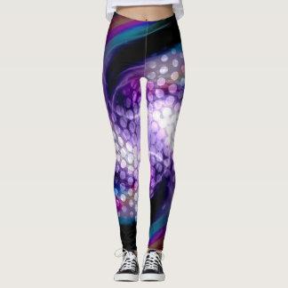 Galáxia moderna #3 leggings