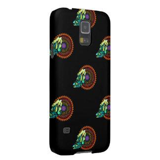Galáxia principal vaga S5 de Samsung, mal lá Capa Para Galaxy S5