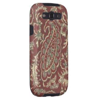Galáxia S3 de Samsung do exemplo de Paisley do Capa Personalizadas Samsung Galaxy S3