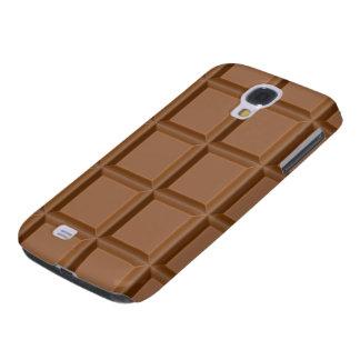 galáxia S4 de Samsung do chocolate doce mal Capas Samsung Galaxy S4