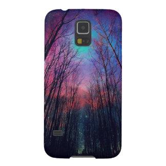 Galáxia S5 de Samsung, mal lá caixa da galáxia! Capinha Galaxy S5