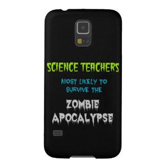 Galáxia S5 ScienceTeacherApocalypse de Samsung Capinha Galaxy S5